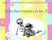 Multifunctional Maternity Wear