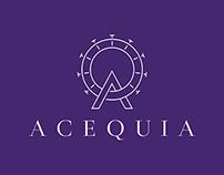 Acequia Brand Identity