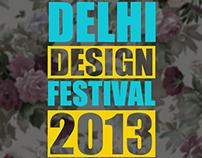 Identity Design: Delhi Design Festival