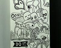 Drymonsoon Office Doodles