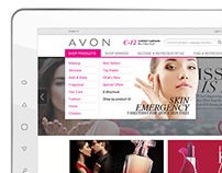 AVON Online: A Genuine E-commerce