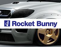 Rocket bunny Hilux