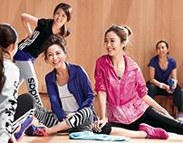 adidas all in for #mygirls FW13