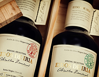 Eidos de Iria - Packaging