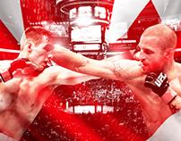 UFC Fight Night Halifax: Macdonald vs Saffiedine