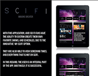 'Sci-Fi' App Rebranding