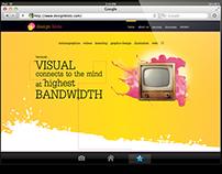Design Blots website design