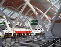 Train station Sofia