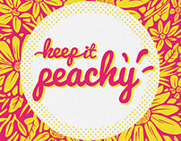 Keep it Peachy
