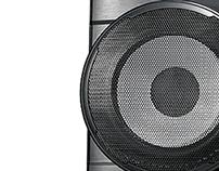 LG CM4620