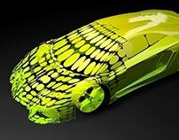 Lamborghini Motion Grahphic
