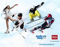 Banner Sochi 2014