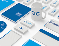Rebranding Central Industry Group (Initio)