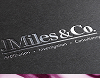 JMiles&Co. Identity and Branding
