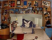 Collage interior