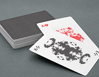 "Playing Cards ""PSYCHOANALYSIS"""