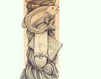 Totem Sketch