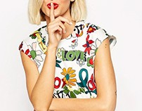 Love Moschino || Flower Power