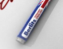 Berlitz Ad
