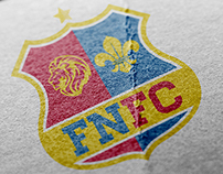 Friday Night Football Club Identity and Branding