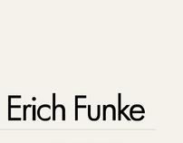Erich Funke Personal Portfolio