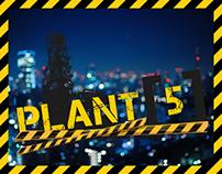 Plant [5] // Logo & T-Shirt design