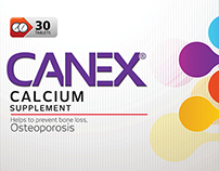 Canex Medicine Packaging