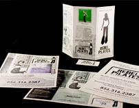 Rebel Pilates Marketing Materials & Website