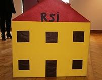 Mala de informação/promoção RSI