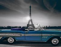 Miniaturas de coches clásicos