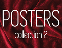 Posters Collection 2 (Short Book)