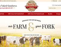 Farming E-Commerce Client