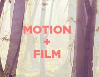 Motion + Film