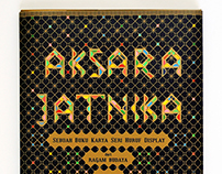 Aksara Jatnika- A Specimen Book of Sundanese Letters
