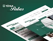Tüyap Palas Hotel / Web design