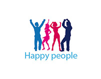 Stage- association t shirt Happy people