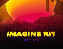 Imagine RIT Planets Poster
