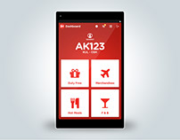 Airasia-MY BDF In-flight App
