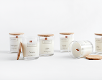 White Candle Basic Collection