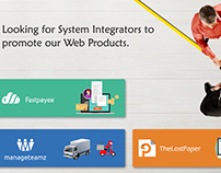 Looking For System Integrators to Promote our Product