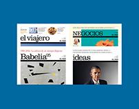 Suplementos para El País (2016)