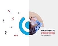 Lingua Sphere - Branding
