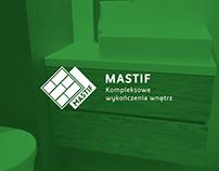 Mastif- Interior completion- logo & stationery