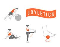 Joyletics Brand Identity