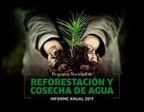Programa Nacional de Reforestación y Cosecha de Agua