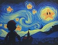 """""""Starry Night"""" by Nacho Diaz"""