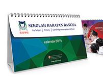 SHB Calendar 2014