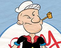 Popeye.