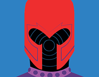 X-Men Designs: Magneto