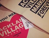 Acklam Village Market Bags